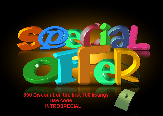 Special Offer $50 discount