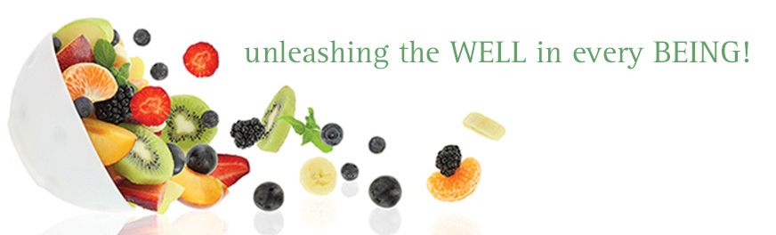 Unleash the well in every being banner-A