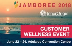 InnerOrigin Jamboree 2018 Customer Wellness Event @ Adelaide Convention Centre | Adelaide | South Australia | Australia